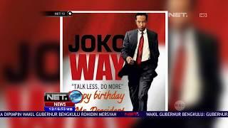 Meme Kocak Memperingati Ulang Tahun Presiden Jokowi - NET12