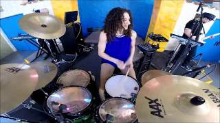 Fall Out Boy Uma Thurman Drum Cover