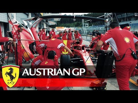 Austrian Grand Prix - Spielplatz