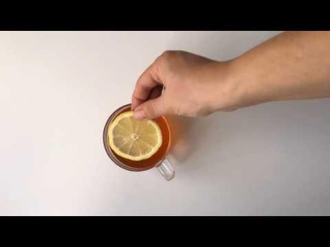 Hojicha Green Tea Hot Toddy