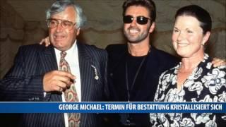 George Michael: Termin für Bestattung