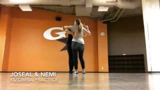 Joseal & Nemi Kizomba Practice
