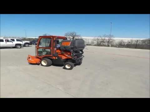 Kubota F3990 lawn mower for sale | no-reserve Internet auction April 19, 2017