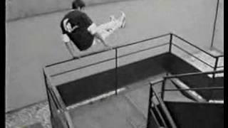 new video of David Belle