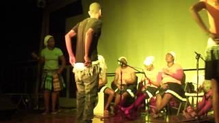 Batucadeiras Delta Cultura   Sodadi Terra  Show em Tarrafal