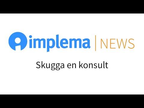 Implema News: Skugga en konsult