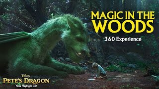 Magic in the Woods 360 Video Experience - Pete's Dragon