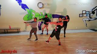 ZUMBA FITNESS - ESTA RICO - MARC ANTHONY FT. WILL SMITH AND BAD BUNNY - OSCAR DITHER - JEROKY-DS