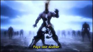 AMV - Monster [Skillet] (Legendado PT-BR)