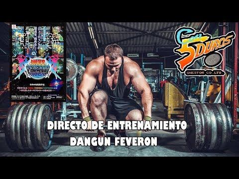 DIRECTO DE ENTRENAMIENTO (DANGUN FEVERON)