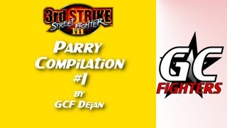 GC Fighters SF3 Parry Compilation #1