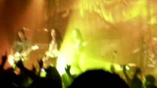 DragonForce -Through The Fire and The Flames live Qc 04/10/09
