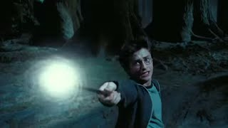 Harry Potter and the Prisoner of Azkaban: Harry Potter casts his first Patronus Charm.