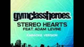 Adam Levine Ft Gym Class Heroes: Stereo Hearts - Fast(er) Version