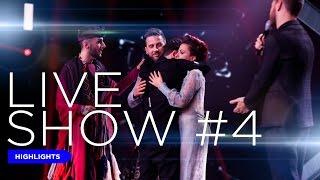X Factor in 3 minuti: Live Show #4