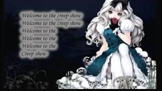 nightcore creep show