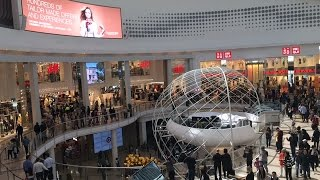 New Chadstone Shopping Centre Upgrade Opening Day - Melbourne Shopping Mall Vlog 2016
