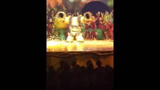 OVO Cirque Du Soleil finale