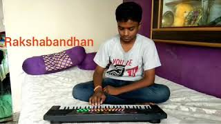Phoolo ka taro ka sab kahena hai song play on piano