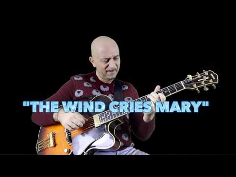 The wind cries Mary |Alessio Menconi -Guitar Heroes