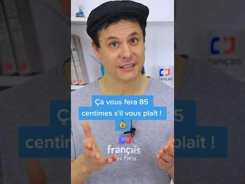 PARLE FRANÇAIS avec moi!   Dialogue en français: à la boulangerie #Shorts