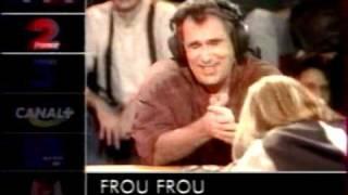 Frou Frou - Nougaro chante avec Bézu dans les oreilles
