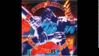 "the screaming jets ""blue sashes"" all for one-1991"