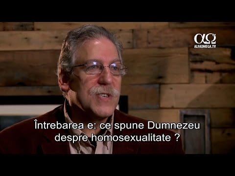 Despre homosexuali biblie