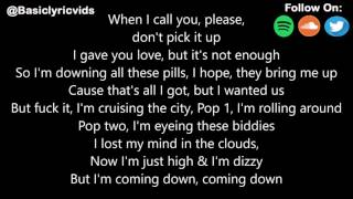 Jutes - Cocaine Cinderalla (Lyrics)
