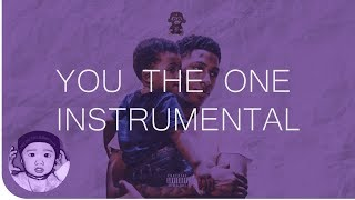 """NBA YoungBoy """"You The One"""" (Instrumental) reprod. by TeeOnTheBeat"""