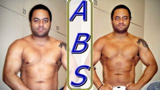 SIXPACK ABS Exercise //AT HOME
