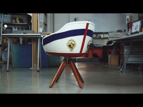 Luca Nichetto interview: Canal Chair for Moooi | Design Dreams | Dezeen