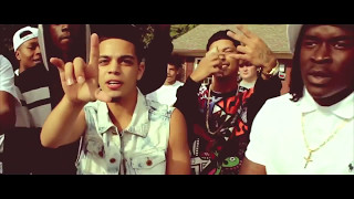 Kid Blaze ft Problem Child, Duke Stunna   'DANGEROUS' Official Music Video