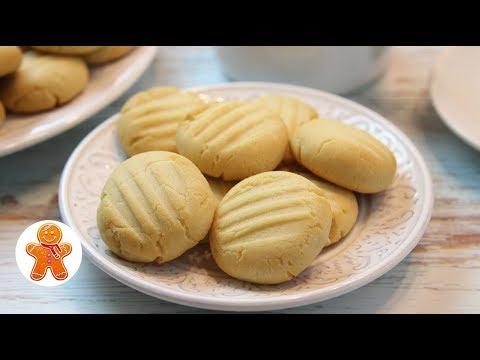 Самое быстрое домашнее печенье ✧ Печенье