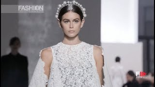 GIVENCHY Highlights Haute Couture Spring 2019 Paris - Fashion Channel