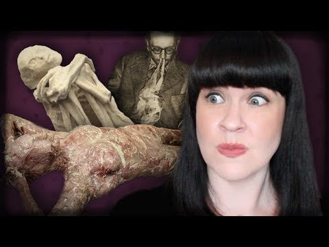 CORPSE HOAXES: Aliens & Cadaver Factories