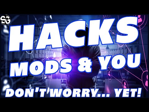 HACKS MODS & YOU 👉 RAID SHADOW LEGENDS 👉 DON'T WORRY.. YET!