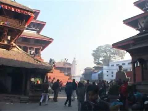 Voyage au Nepal – Basantapur (Durbar Square) – Kathmandu – Mandap Travels