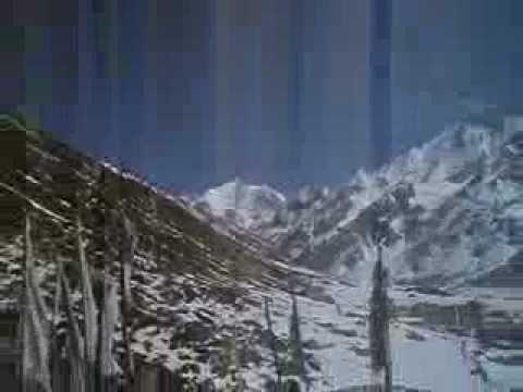 Trekking in Nepal, Lang-Tang
