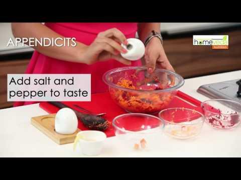 A Recipe to Treat Appendicitis - Homeveda