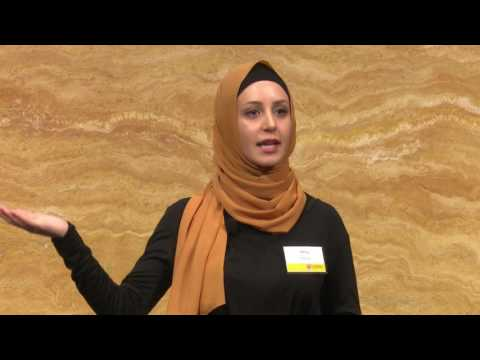 """""Cancer: bad to the bone"" - Nancy Mourad - UNSW 2016 3MT Runner up & ASPIRE Award"