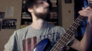 The Cult - Wild Flower (Bass Guitar Cover - Guitar Line)