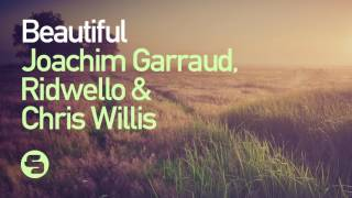 Joachim Garraud, Ridwello & Chris Willis - Beautiful (TEASER)