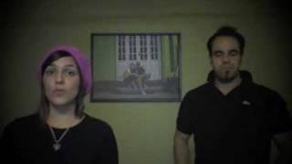 Heredes & Marcy 's INTERNATIONAL DUET in Portuguese / Aguas de Março by Jobim