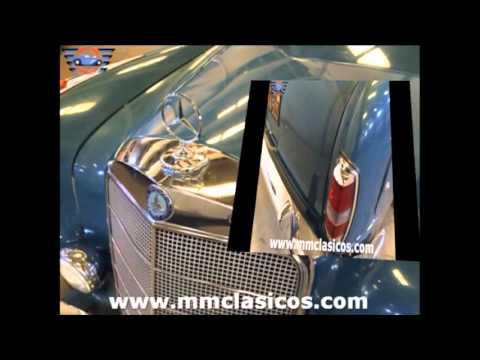 MM CLÁSICOS MERCEDES BENZ 220S 1958 PONTON
