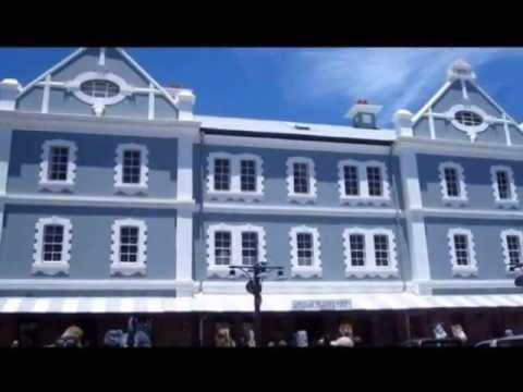 City Tour in One Minute: Cape Town, South Africa