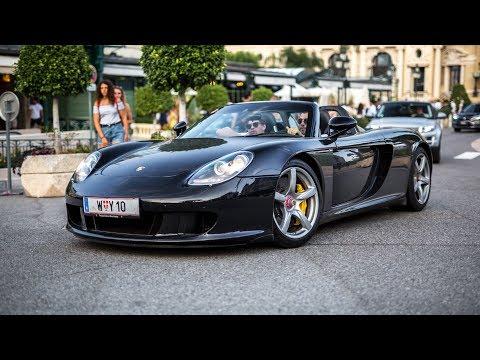 Supercars in Monaco 2018 - VOL. 3 (Straight Piped Carrera GT, 2x LaFerrari, Urus, 2x 991 GT2 RS)