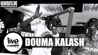 Douma Kalash - Igo #7 (Live des studios de Generations)