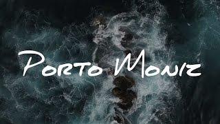 Porto Moniz in Madeira Portugal, DJI Phantom 4