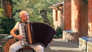 IL POSTINO - POSTMAN - MI MANCHERAI - Italian accordion music film  - Musica fisarmonica Akkordeon